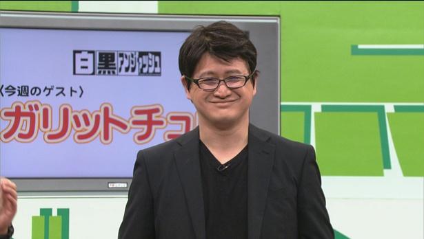 【写真を見る】福島善成はおなじみの船越英一郎の物まねを披露