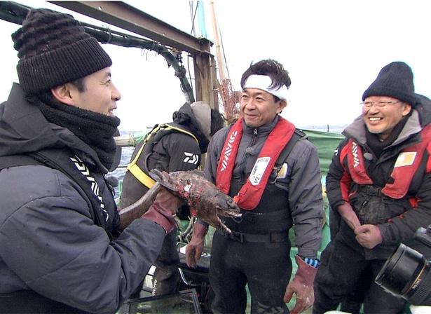 3月17日(日)の「ザ!鉄腕!DASH!!―SP」で城島茂と桝太一アナは幻の生物を大発見!