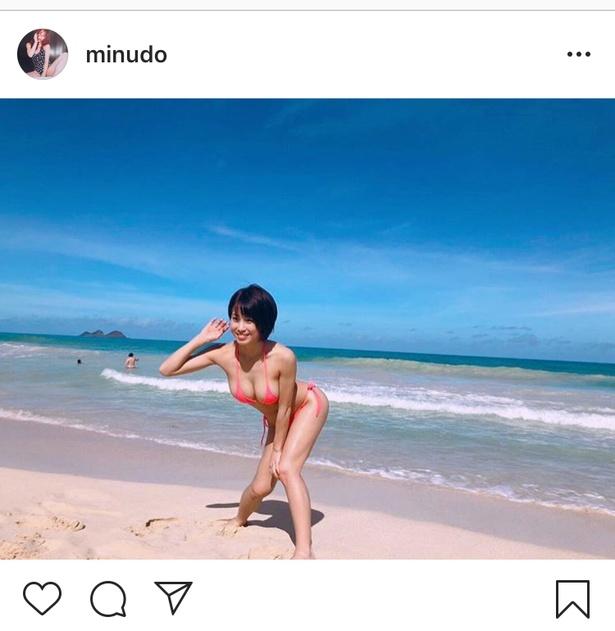 公式Instagramではオフショットを公開