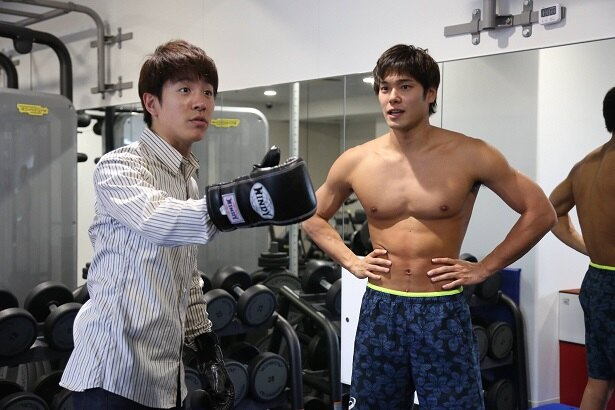 3月21日(木)の「村上信五∞情熱の鼓動」では、競泳・中村克選手に密着