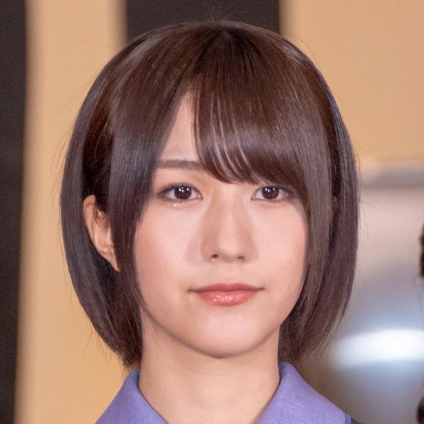 欅坂46土生瑞穂フィーチャー企画がOA