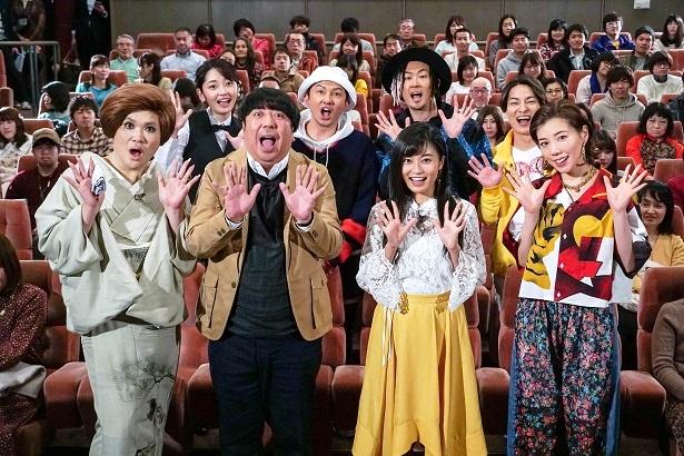 3月18日(月)に「突然サプライズ!2019春」が放送