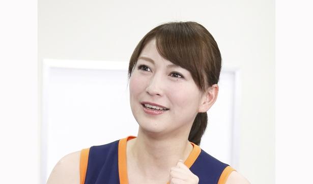 「二軒目どうする?」に出演した小椋久美子