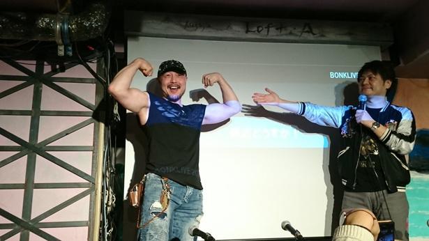 大阪、東京を駆け抜ける! BONKLIVE -JAPAN TOUR- 密度1000%レポート