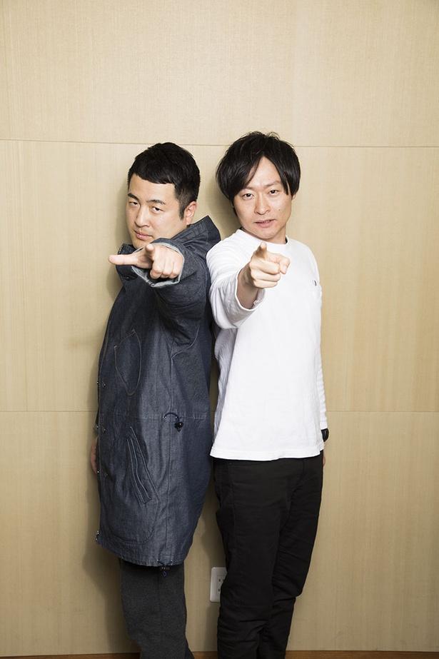 川西「番組でゲームをやった時、水田が一番はしゃいています(笑)」
