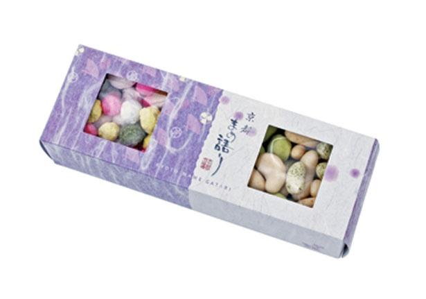 豆富本舗「京都まめ語り」(432円)も限定