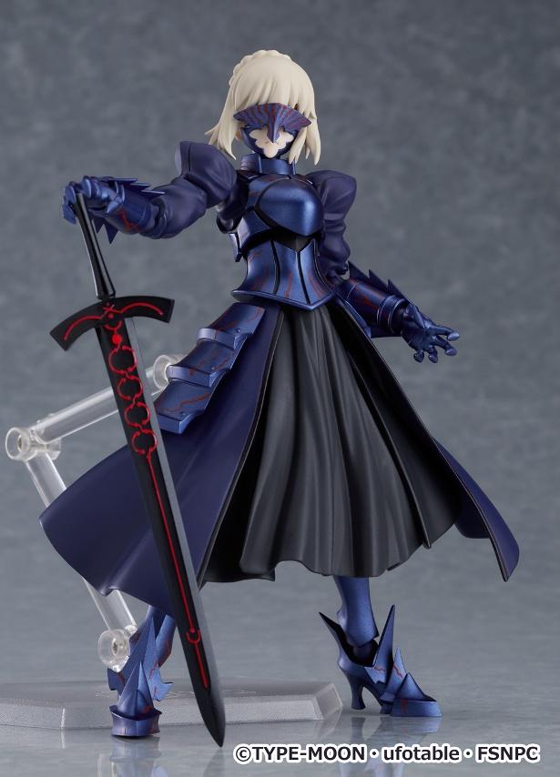 劇場版『Fate/stay night [Heaven's Feel]』より暗黒の騎士王「セイバーオルタ」がfigmaで登場!