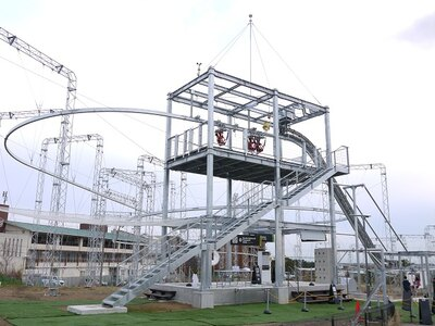 【写真を見る】日本一長い257メートルのローラージップが新登場!
