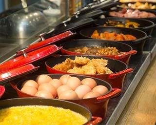 名古屋駅直結の地下街からすぐのホテル「ザ ロイヤルパークキャンバス 名古屋」のベジタブルファーストな朝食に注目!