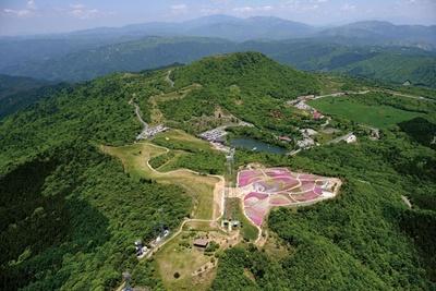 萩太郎山山頂からの絶景
