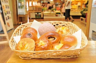 道の駅 どんぐり里いなぶの大人気パン。土日祝には行列ができる!