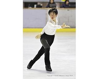 フィギュア日本ジュニアは彼を中心に回る。壷井達也、いざ飛躍の来季へ