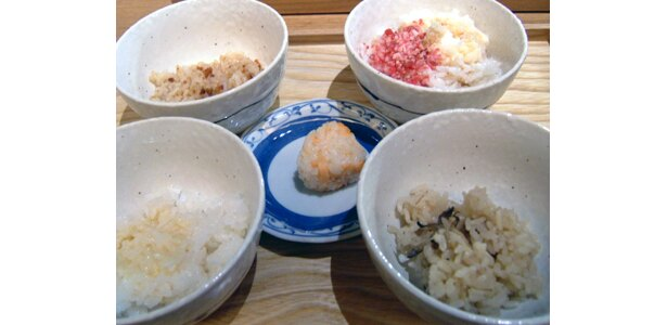 お米によっておいしい食べ方も様々。炊き込みご飯や卵がけごはんにぴったりのお米をチョイス!