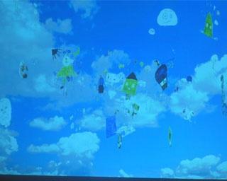 自分が描いた絵が動き出す!?長崎市科学館「ワクワク魔法のワンダーランド」