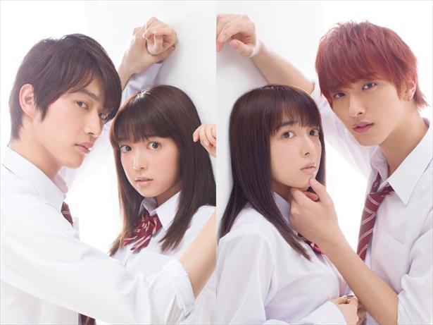 「L・DK―」では赤い髪のやんちゃな少年を演じる横浜流星