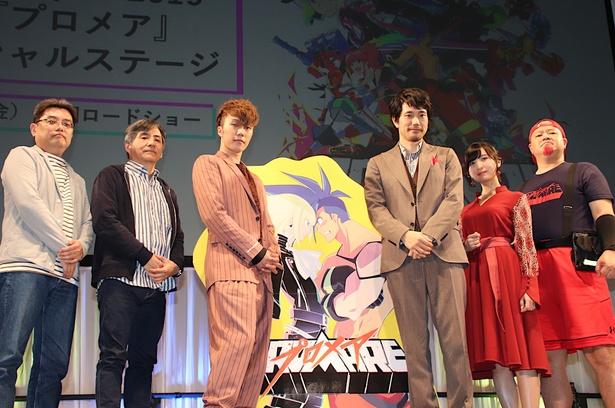 松山ケンイチ、AnimeJapan参戦でアニメ愛が炸裂!