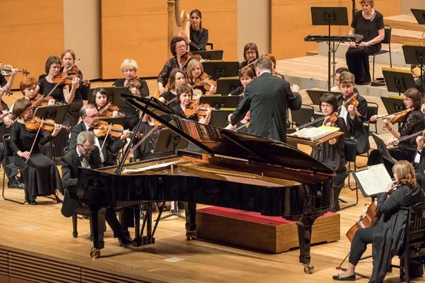 世界的な演奏者によるコンサートをリーズナブルに楽しめるのもラ・フォル・ジュルネの魅力だ(写真は2018年開催時のもの)