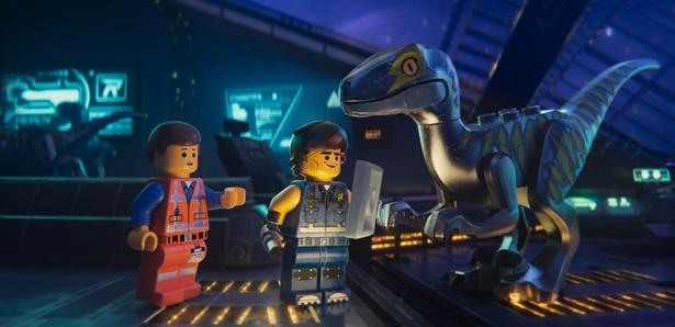 人気映画のパロディも満載な『レゴ(R)ムービー2』