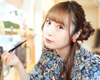 【#SKE48の彼女とラーメンなう vol.15】チームK2の高柳明音ちゃんと背脂チャッチャ系ラーメンを食べたら…♥