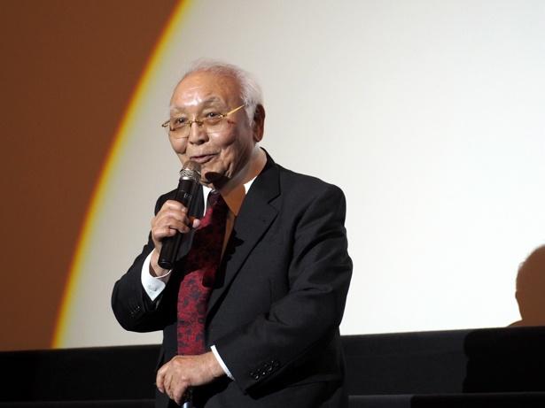 20年振りにメガホンを取った中島貞夫監督