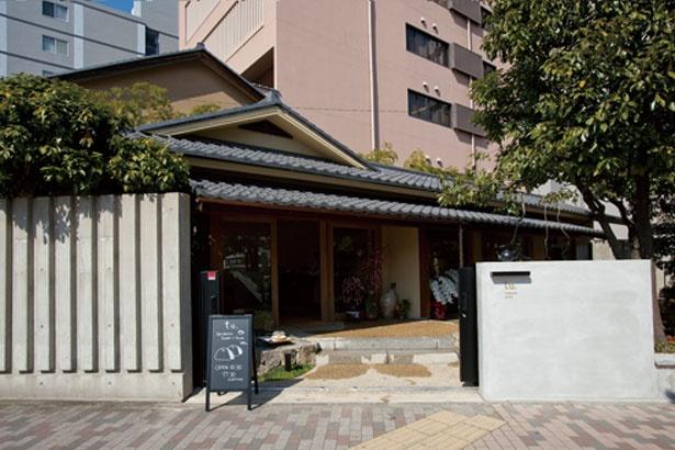 落ち着いた雰囲気の一軒家カフェ/tubara cafe