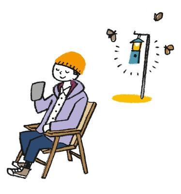 屋外なので灯りに集まってくる虫は仕方ない。ランタンを離すなどして、快適な夜を