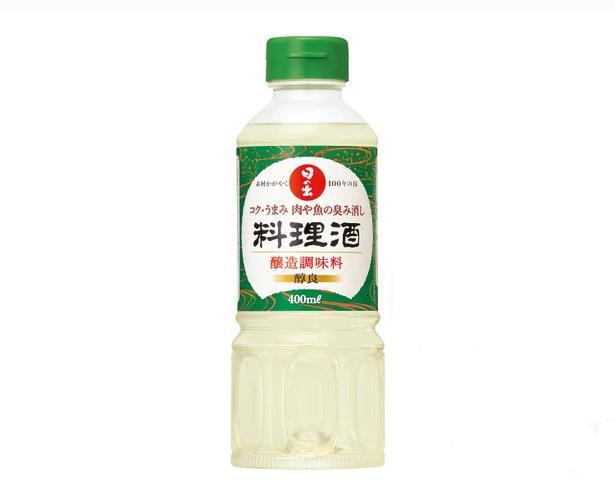 「日の出料理酒」(キング醸造) 400ml 130円