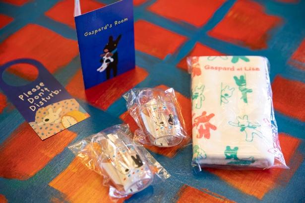 歯ブラシセットは宿泊した子どもの人数分プレゼント!手ぬぐいは大人のみの利用でもらえる