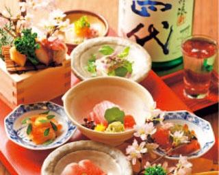 手間ひまかけた和食とイタリアン料理が楽しめる!「難波 二刀流」