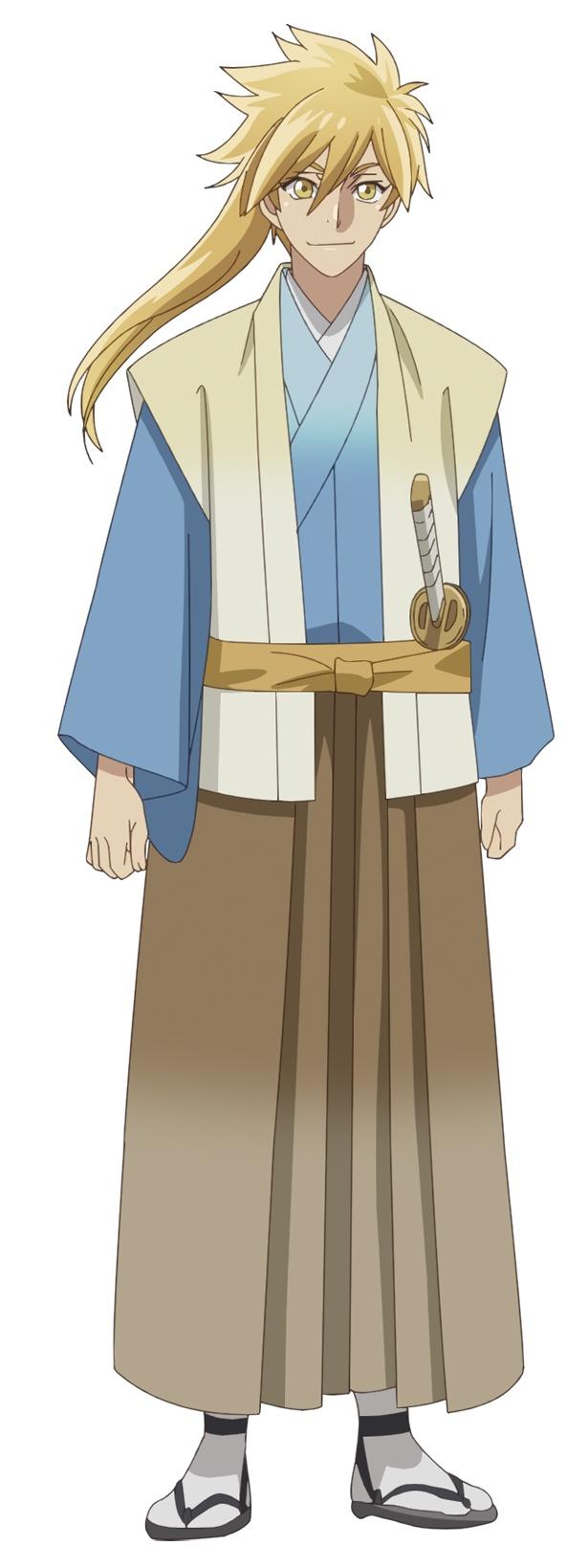 寺島拓篤が演じる、信長の家臣となる前田利家