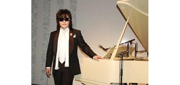2011年1月24(月)・25日(火)にザ・プリンスパークタワー東京でディナーショーを行うToshi