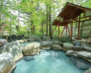 エメラルドグリーンや青白色の温泉に気分がアガる!岐阜県のおすすめ濁り湯5選