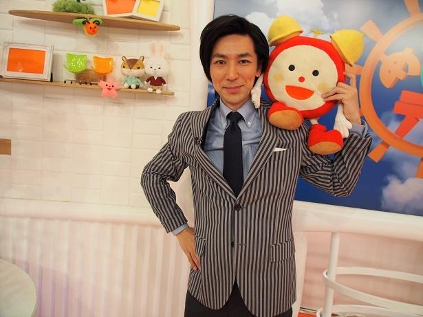 TAKAHIROがプレゼンターに挑戦したきっかけとは?