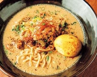 麺もカレーもスパイスの旨みに今日から虜!「スパイス飯麺 兄弟舎」