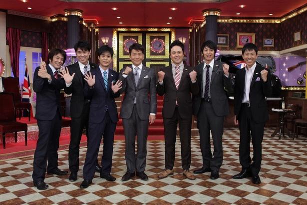 4月15日(月)放送の「しゃべくり007」にジャニーズWESTの出演が決定!