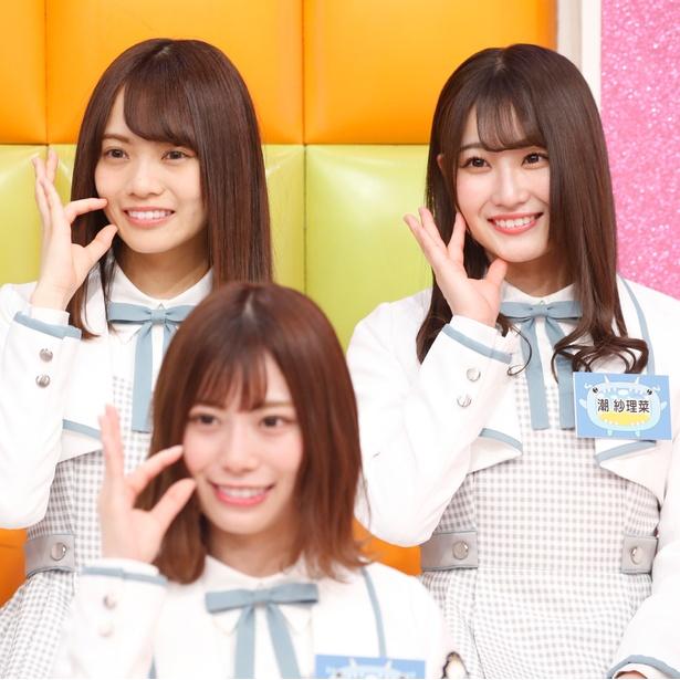 「全力!日向坂46バラエティー HINABINGO!」取材会より