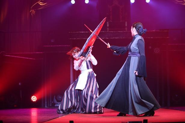 一人で行く田中れいな主演ミュージカル「悪ノ娘」2019 YouTube動画>2本 ->画像>147枚