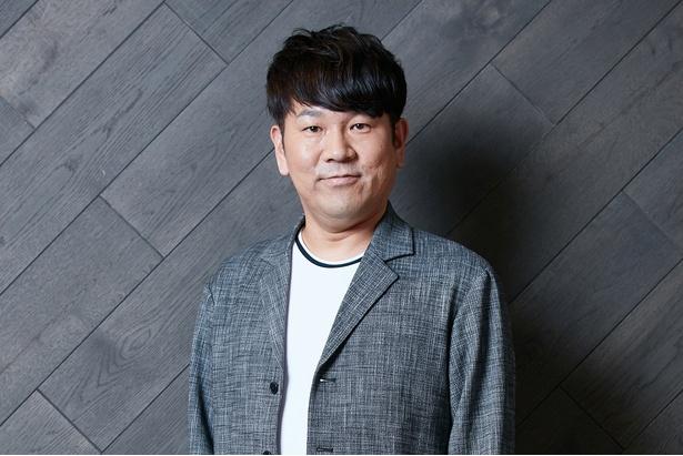 TOKYO MXで初の番組MCを務める藤本敏史(FUJIWARA)