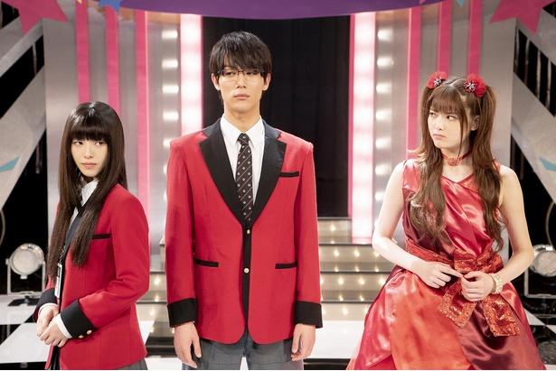 いよいよ表舞台に現れた中川大志(中央)演じる豆生田楓
