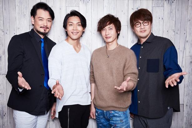 『大鵬薬品スペシャル 「演歌男子。神のお告げを聞け!」』に出演する純烈
