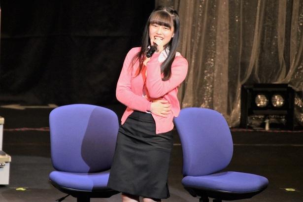 寸劇「黒派遣OLサキ」(3)