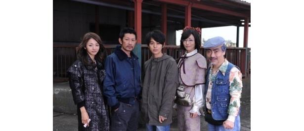 妻夫木聡主演×石井克人監督による『スマグラー(仮題)』は2011年秋公開予定