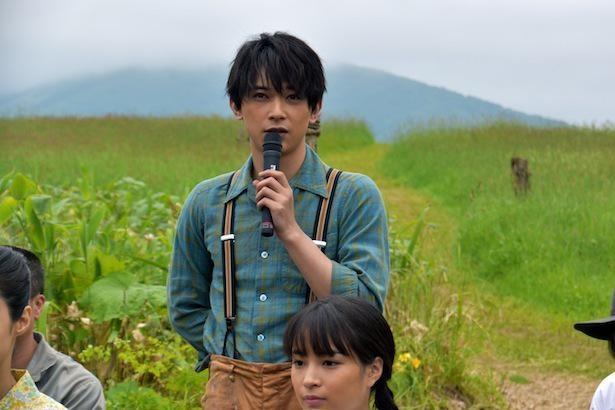 """吉沢亮""""天陽""""の幼少期を演じる荒井雄斗に「すでに王子様!」の声"""