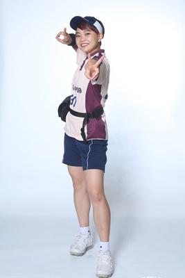 小黒江莉果 / 1年目 / ナゴド売り子唯一のベリーショート!日本一の売り子に私はなる