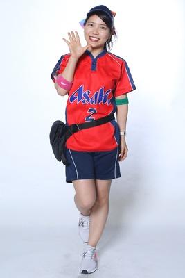 小川かおり / 4年目 / 3塁側に来てください!