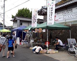 手作り雑貨やアンティークが多数登場!福井県あわら市で「Gobou市」開催