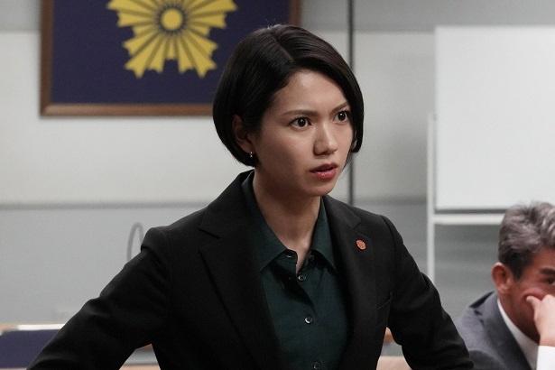 二階堂ふみ演じる姫川玲子