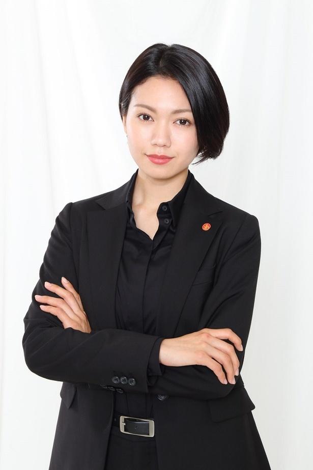 「ストロベリーナイト・サーガ」(フジテレビ系)に主演する二階堂ふみ