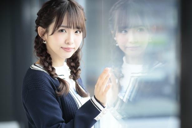 人気連載「SKE48のアルイテラブル!2」のスピンオフ企画として、「メンバーとこんなデートをしてみた~い♥」を勝手に妄想しちゃいました!今回の彼女はチームKIIの松村香織ちゃん♪