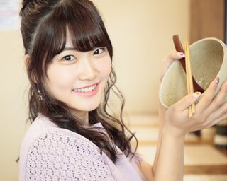 【#SKE48の彼女とラーメンなう vol.16】チームEの平田詩奈ちゃんと塩ラーメンを食べたら…♥